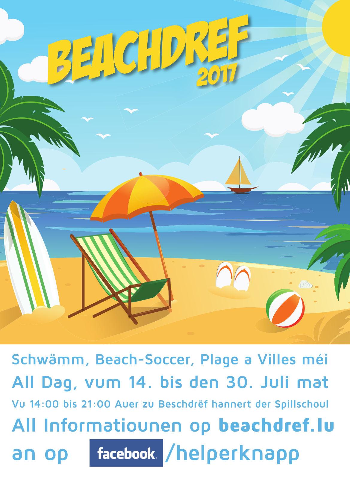 Summerjob – Beachdref 2017